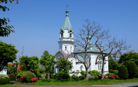 Orthodox Church Hakodate