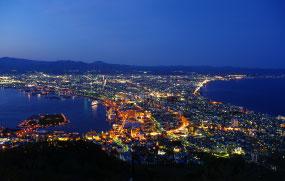 Mt.Hakodate