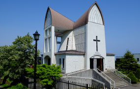 St. John's Church Hakodate