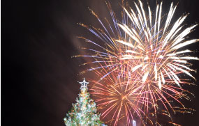 Hakodate Marine Fireworks Festival