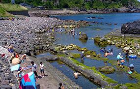 Todohokke Mizunashi  Seaside Hot Spring